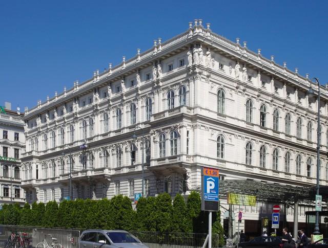 Дворец  Тодеско