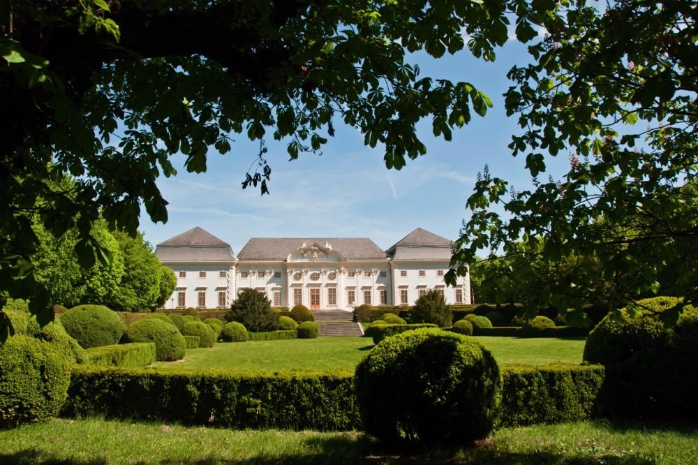 Замок Хальбтурн (Schloss Halbturn)