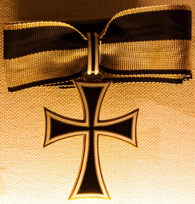 Крест Тевтонского ордена