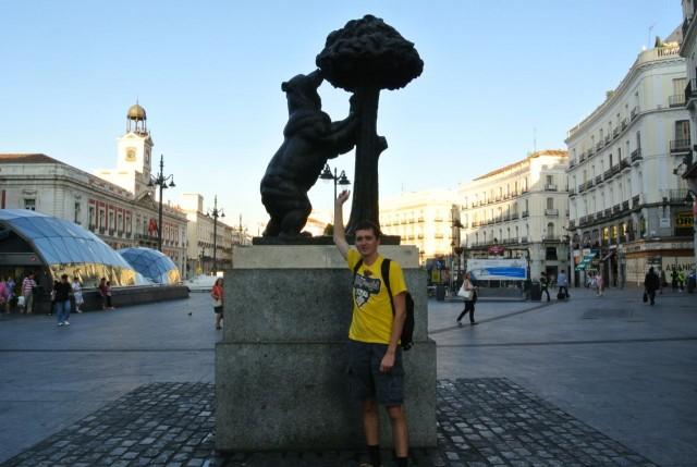 Мадрид как на ладони. 2 день