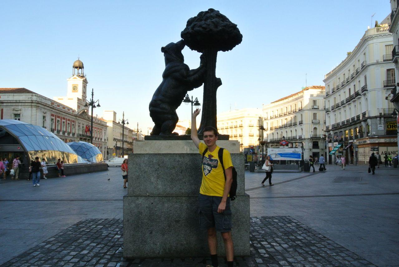 Мадрид с Михаилом Шварцем (часть 1)