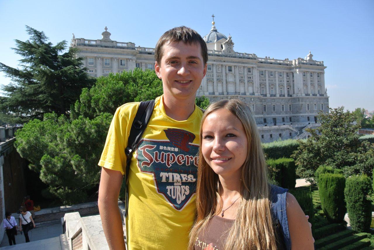 Мадрид с Михаилом Шварцем (часть 2)