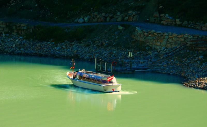 Озеро Сильвретта