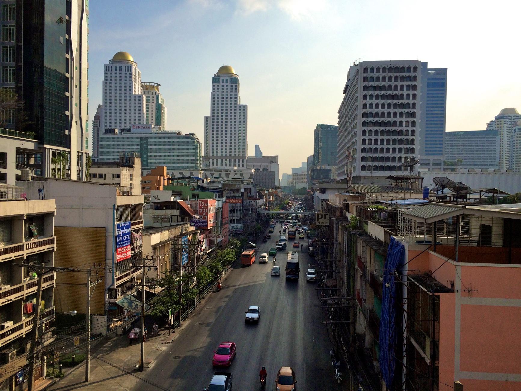 1 день в Бангкоке