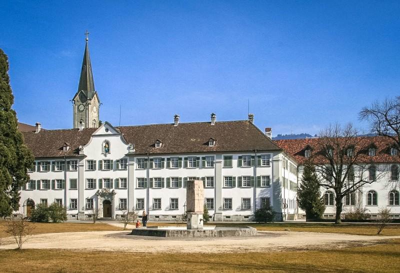 Территориальное аббатство Веттинген-Мерерау (Territorialabtei Wettingen-Mehrerau)