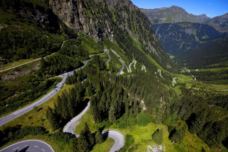 Высокогорная дорога Сильвретта (Silvretta-Hochalpenstraße)