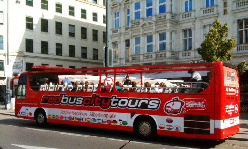 Автобус Red Bus City Tours