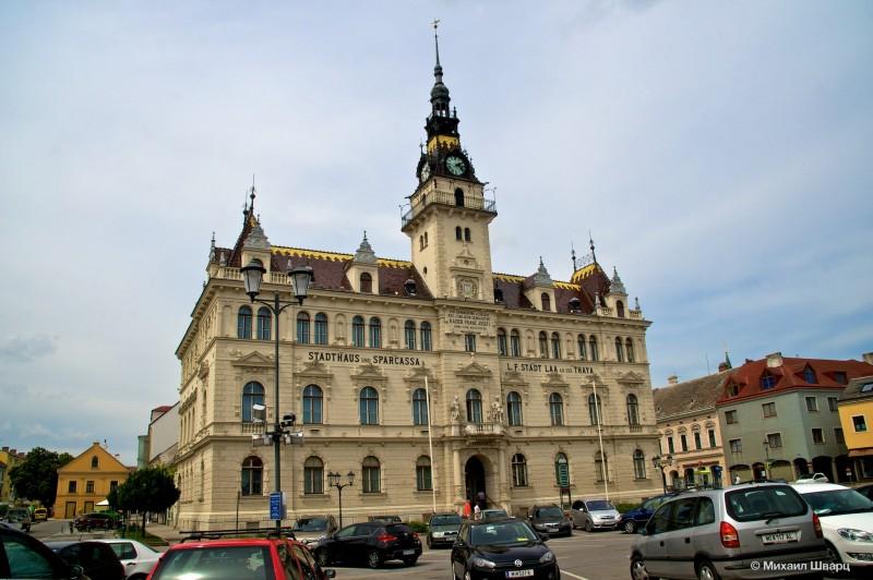 новая городская ратуша (Neues Rathaus)
