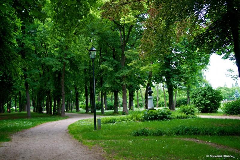 Парк Шиллера