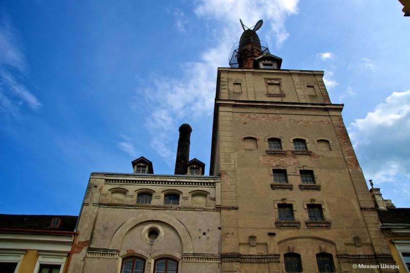 Пивоварня Hubertus