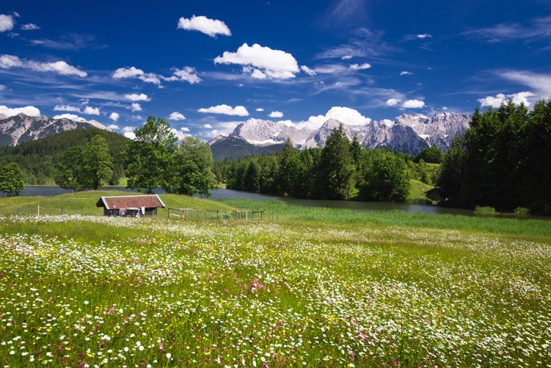 Альпийский парк Карвендель
