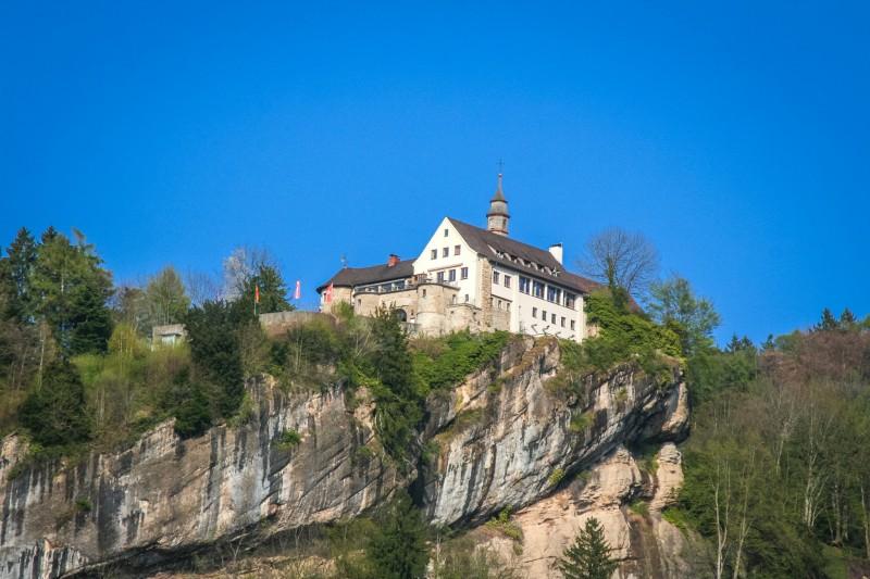 Крепость Хоэнбрегенц (Burg Hohenbregenz)