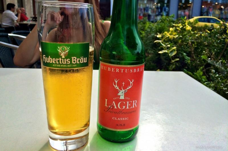 Пиво Hubertus