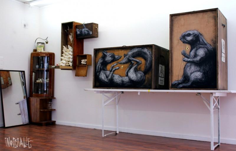 Галерея стрит-арт