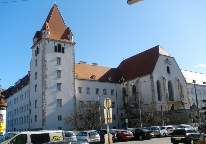 Замок и Терезинская Военная академия