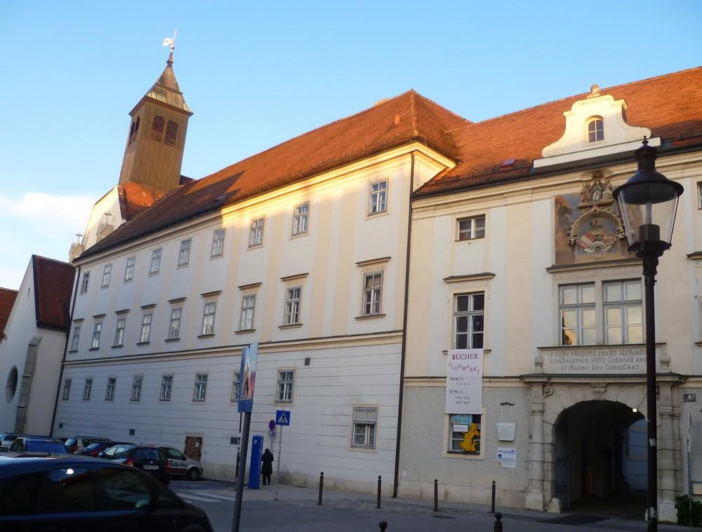 Монастырь (Stift Neukloster)