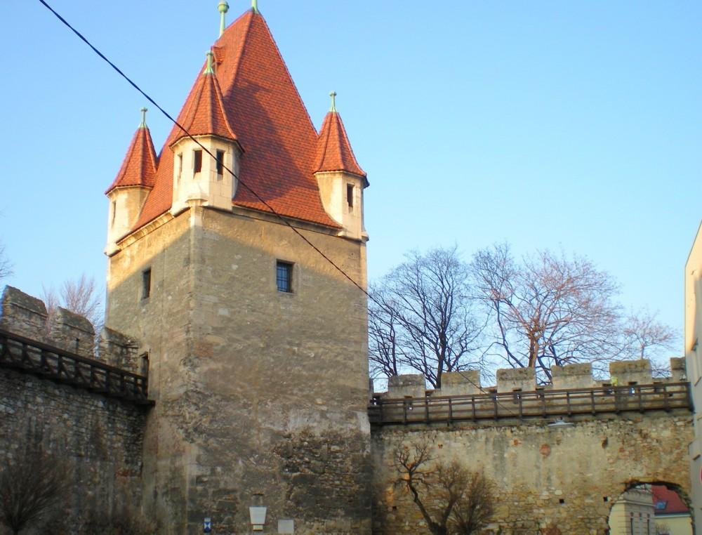 Башня Ректурм (Reckturm)