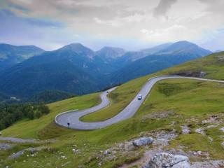 Нокальмштрассе — альпийская панорамная дорога