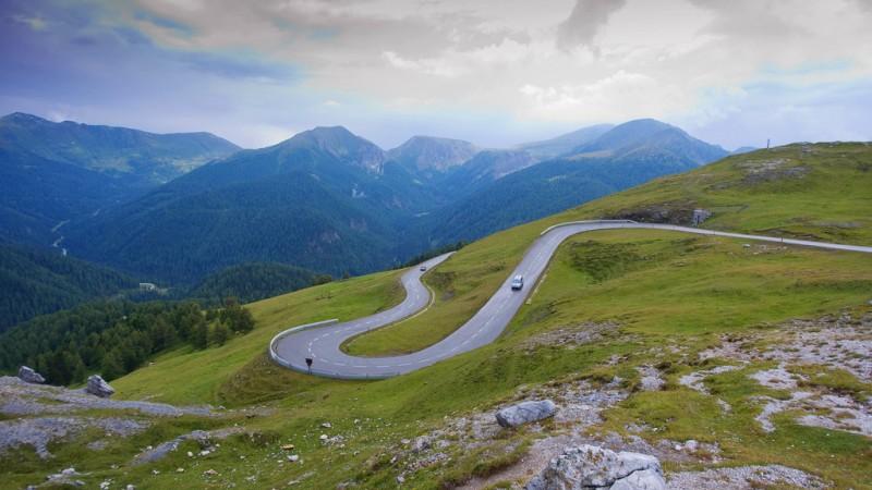 Нокальмштрассе - альпийская панорамная дорога