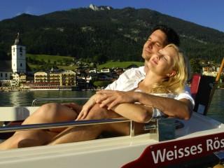 Семейный отдых  на озерах Австрии
