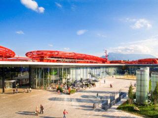 Торговый центр Europark в Зальцбурге