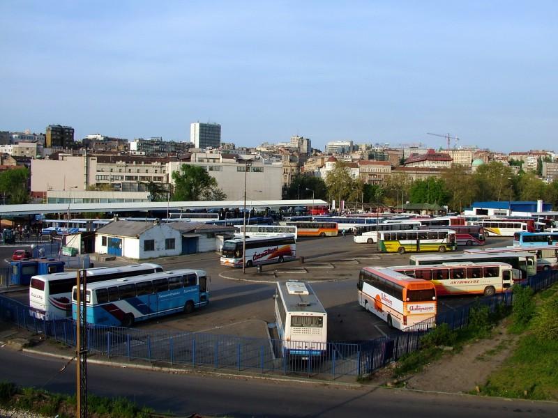 Автовокзал БАС