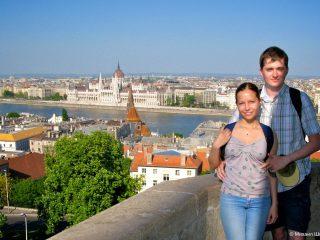 Как добраться из Вены в Будапешт