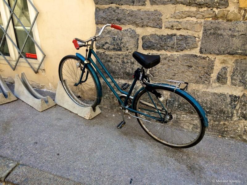 Классная велопарковка