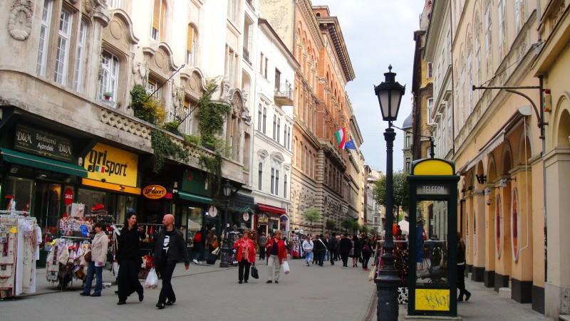 Улица Ваци