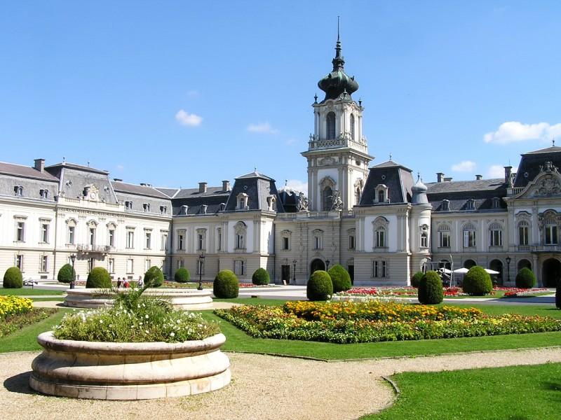 Дворец Фештетичей