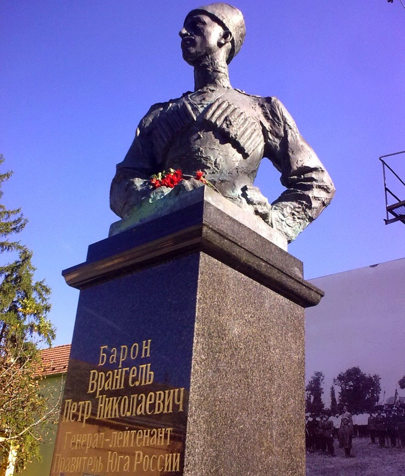Памятник Врангелю