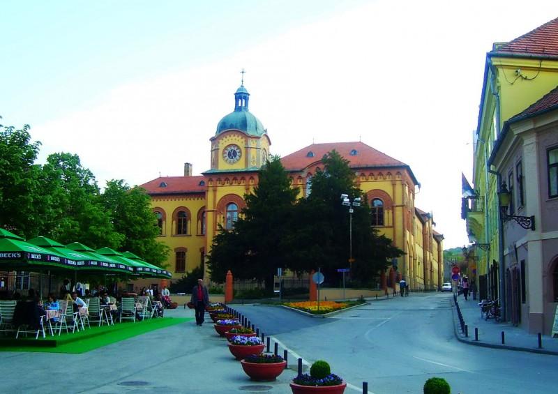 Карловицкая гимназия