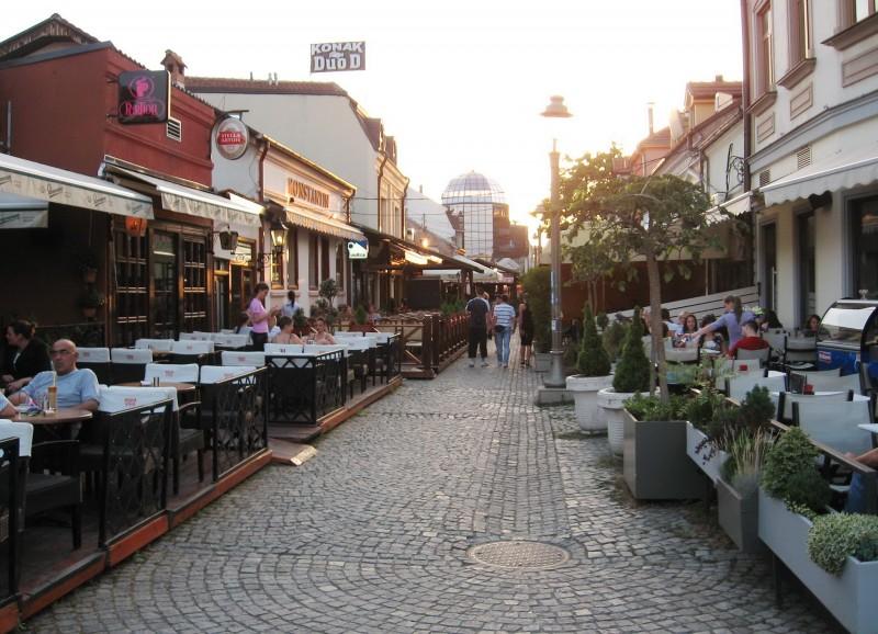 Улица Казанджийско сокаче