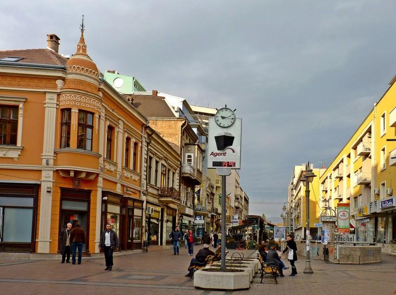 Улица Обреновичева