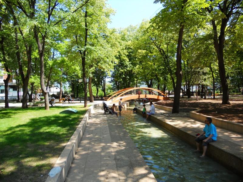Курорт Нишка-Баня