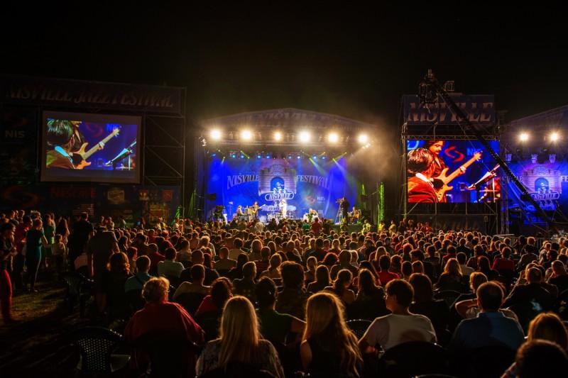 Джазовый фестиваль Nišville