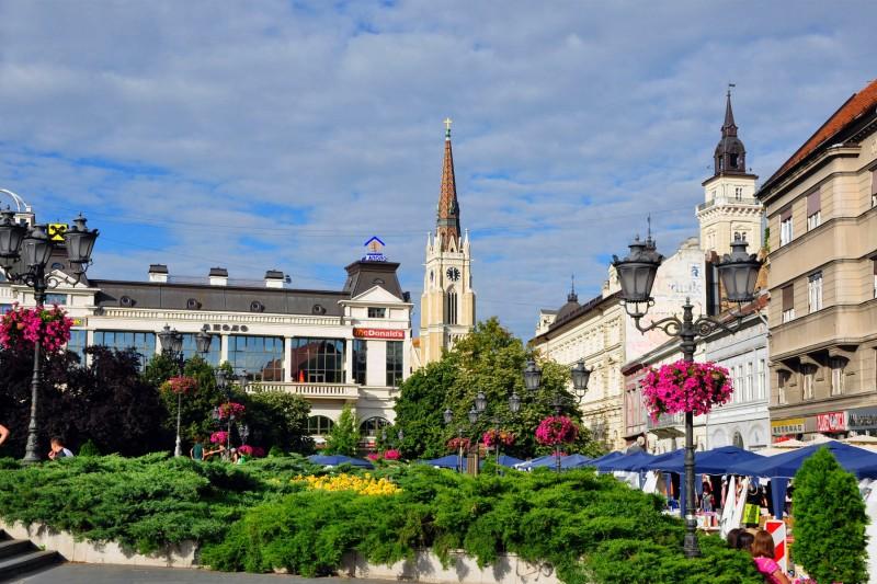 Нови-Сад – «культурная столица» Сербии