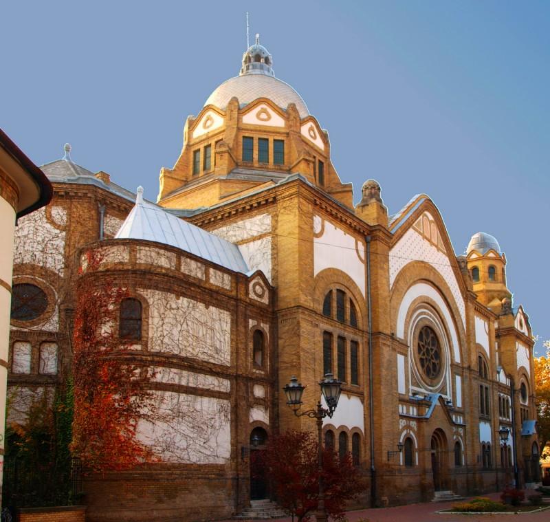 Новосадска синагога