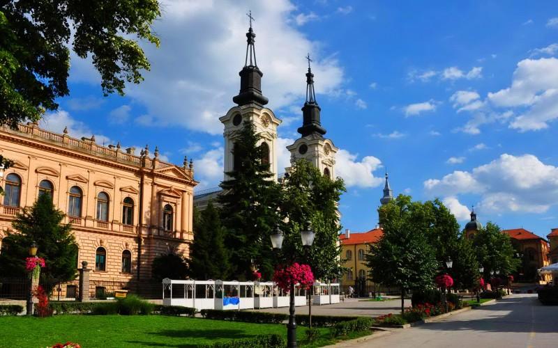 Сремски-Карловци – один из старейших городов Сербии