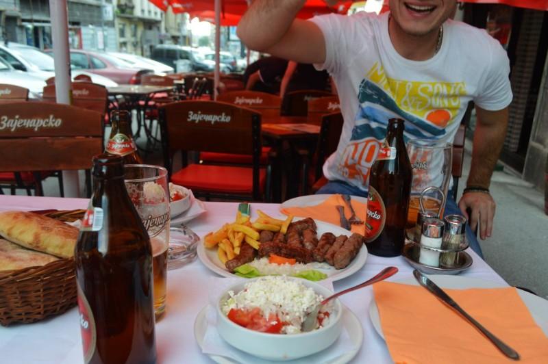 В кафане Суботицы