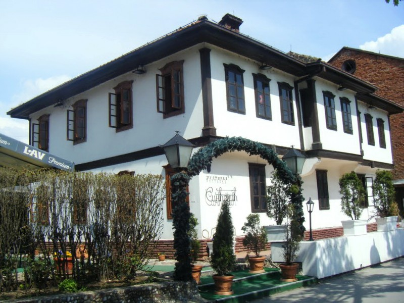 Дом Стамболийских