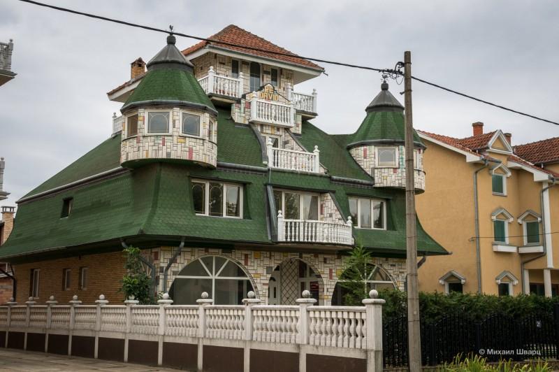 Чудо цыганской архитектуры