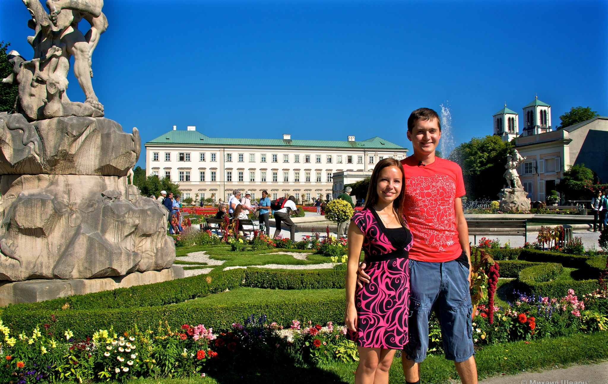 Куда съездить из Зальцбурга?