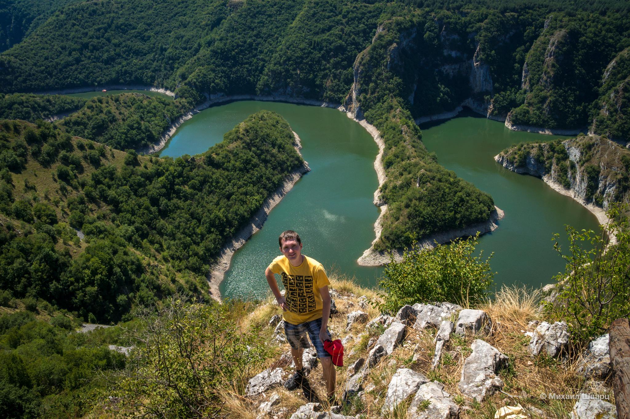 Отпуск без виз: поездка в Сербию