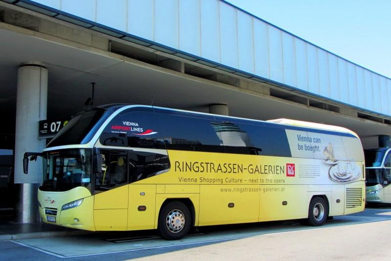 Автобус Vienna Airport Lines