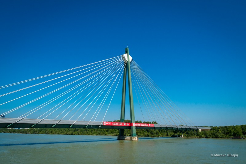 Мост Donaustadtbrücke