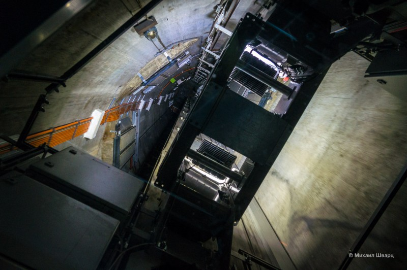 Скоростной лифт