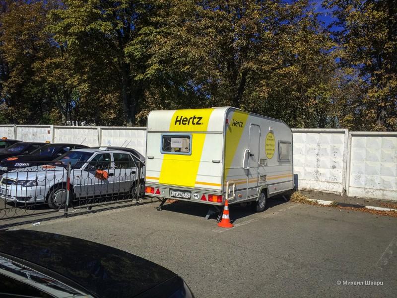 Офис Hertz в Симферополе