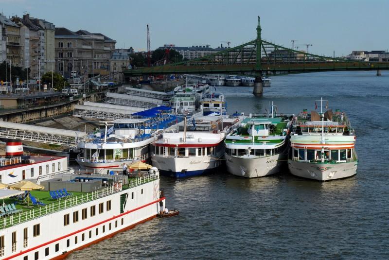 Порт в Будапеште