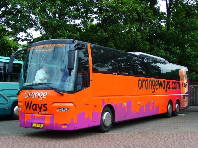 Автобус Orange Ways